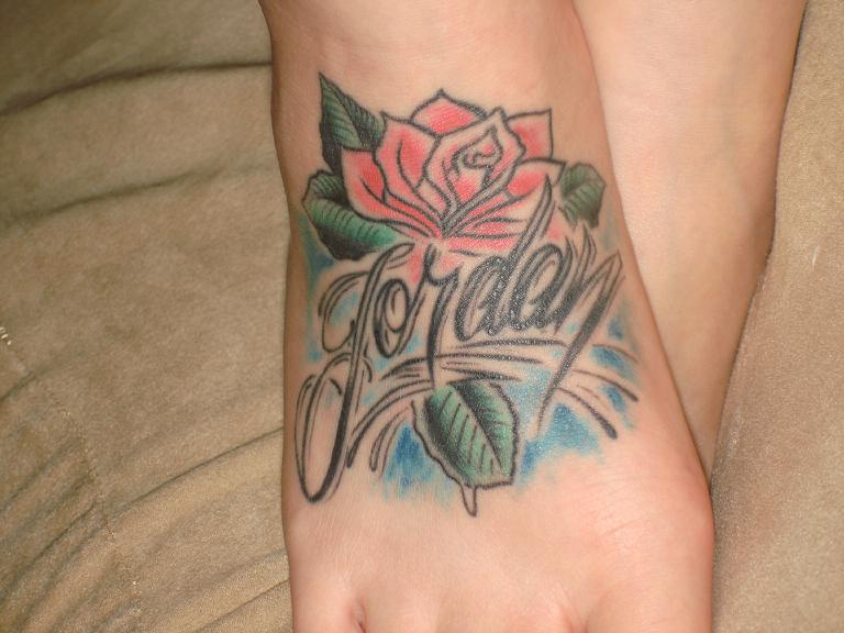 Tattoo pictures for Rose tattoo parlor